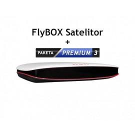 Premium 3 Mujore me FlyBox