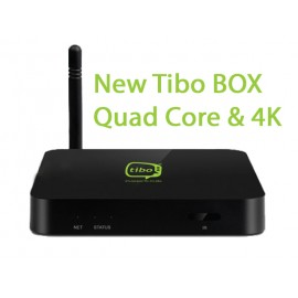 Tibo box - Quad Core & 4K