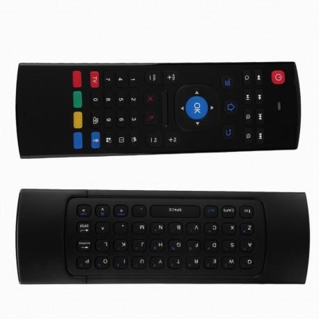 Telekomande Manuale dhe Interaktive për TiBO Box