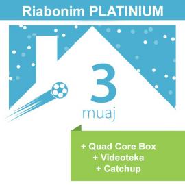 Riabonim Tibo Platinium 3 Mujore
