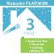 Riabonim Tibo Platinium 3 Mujore + Mobile TV