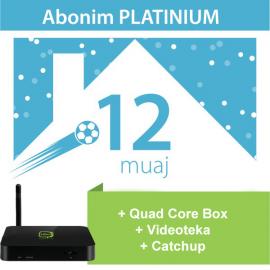 Tibo Platinium 12 Mujore + Tibo Quad Core