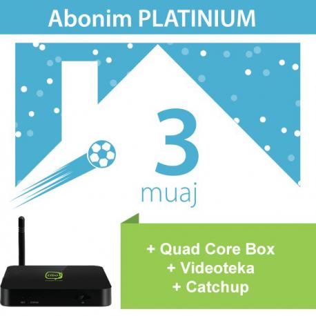Tibo Platinium 3 Mujore + Tibo Quad Core