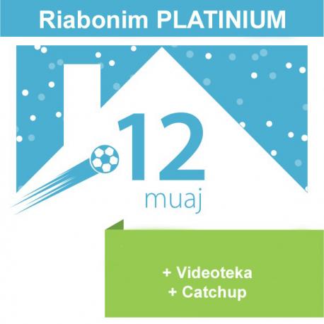 Riabonim Topal Platinium 12 Mujore