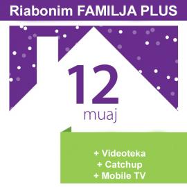 Riabonim Tibo Familja Plus 12 Mujore