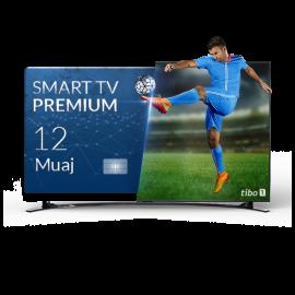 Tibo Smart TV - Abonim Premium 12 Mujore